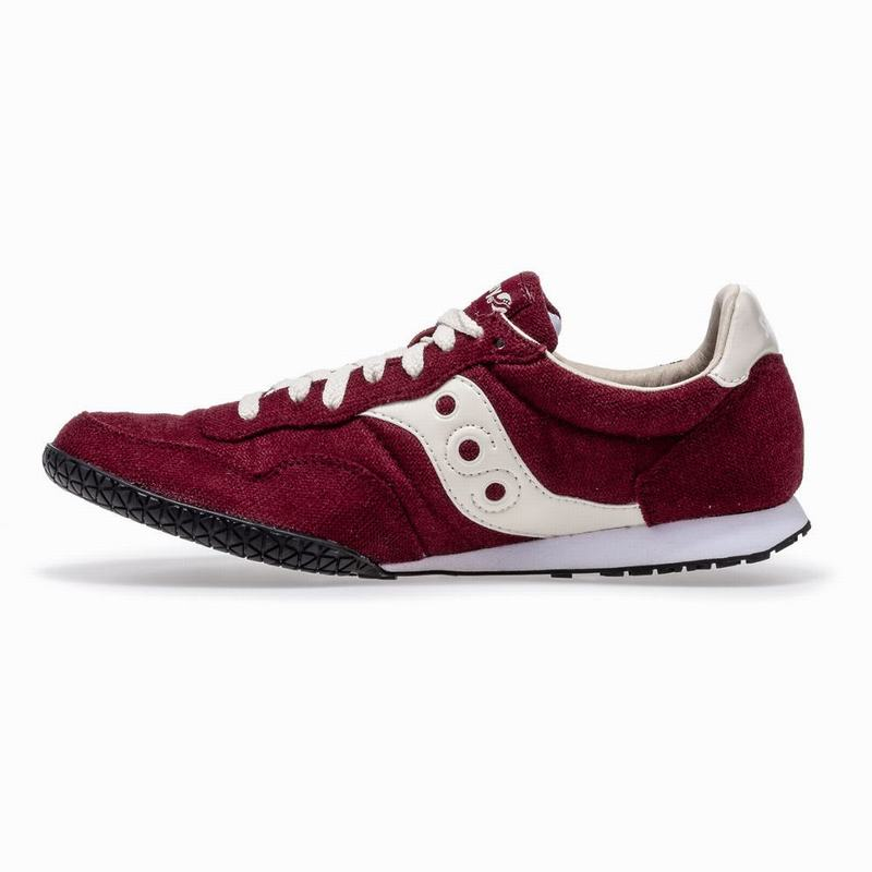 Saucony Bullet Terry Originals Damen Bordeaux BD9869QI