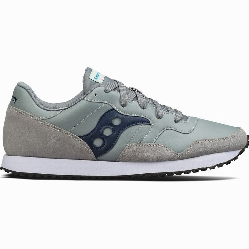 Saucony DXN Trainer CL Essential Originals Herren Grau/Navy ZU2049ZE