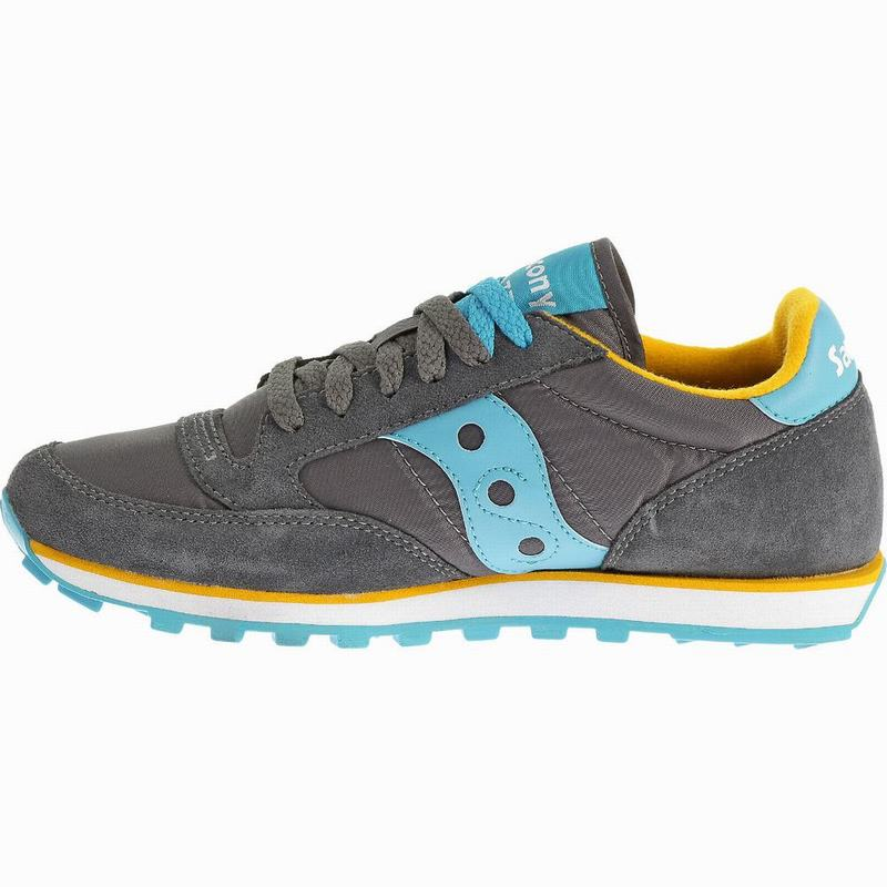 Saucony Jazz Low Pro Originals Damen Grau/Blau BV6058YJ