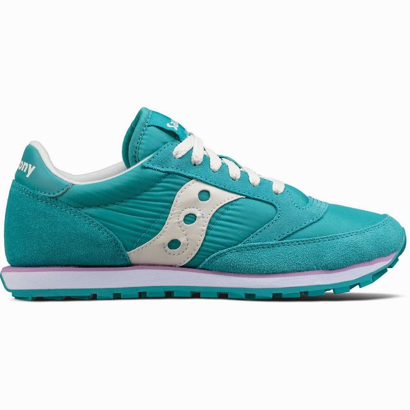 Saucony Jazz Low Pro Originals Damen Blau/Weiß KU2981VM