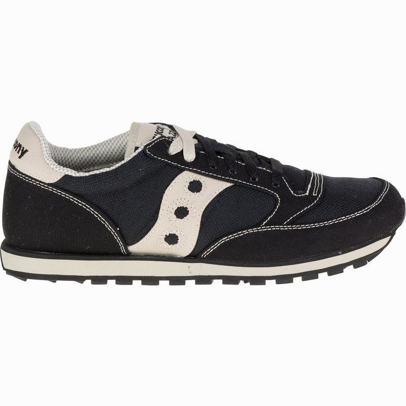 Saucony Jazz Low Pro Vegan Originals Herren Schwarz QR7790RA