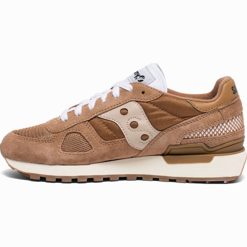 Saucony Shadow Original Vintage Originals Damen Braun LY2808YI